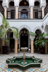 Riad (jack9686) Tags: marocco fes marrakech mosquee casablanca suq tajine kobra cobra jeemaaelfnaa