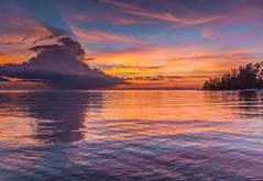 Koh Phangan sunset II (aurlien.leroch) Tags: thailand thaïlande asie asia sunset beach nikon d7100 kohphangan trip summer