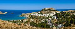 Lindos, Rhodes (Robert Gabriel M) Tags: rodos egeo greece gr