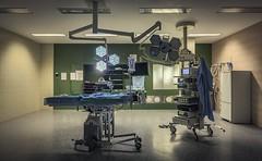 Hospital E. (Nils Grudzielski) Tags: lostplaces abandonedplaces urbanexploration verlasseneorte marode hospital klinik krankenhaus urbex decay ruin rotten operation verlassen