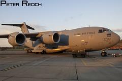 ZZ177 / Royal Air Force / Boeing C-17A Globemaster III (Peter Reoch Photography) Tags: zz177 royal air force boeing c17a globemaster iii royalairforce raf coningsby 99 squadron sqn c17 acpv combat power visit static display aviation