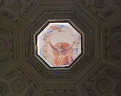 Volta - Santa Maria della Pace - Roma (www.romafelix.it) Tags: romafelix roma pietrodacortona stucchi stucco santamariadellapace volta