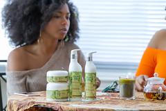 IMG_6107 (sabrinafvholder) Tags: women black african american natural hair ors commercial tea drinking girlfriends