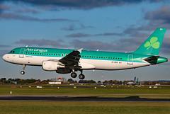 EI-DER (GH@BHD) Tags: eider airbus a320 a320200 ei ein aerlingus shamrock dub dublin dublinairport dublininternationalairport airliner aircraft aviation