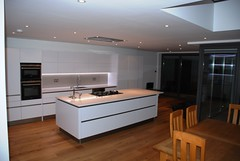 """Amherst Extension Kitchen night shot • <a style=""""font-size:0.8em;"""" href=""""https://www.flickr.com/photos/77639611@N03/6906097436/"""" target=""""_blank"""">View on Flickr</a>"""