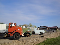 53 Chevrolet & 51 Ford & 59 Ford Trucks (DVS1mn) Tags: cars ford chevrolet car one three gm nine bowtie chevy 51 53 nineteen 59 1959 1951 1953 fifty generalmotors fomoco ninety henryford chevies fordmotorcompany nineteenfiftyone nineteenfiftythree ninetyfiftynine