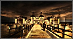 the dark side (Froschknig Photos) Tags: rgen ostsee hdr 2012 sellin seebrcke 10mm michau canonefs1022 seebrckesellin canoneos60d froschknigphotos flickrstruereflection1