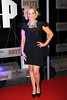 Fifi Box The Australian premiere of 'Battleship' held at Luna Park Sydney, Australia