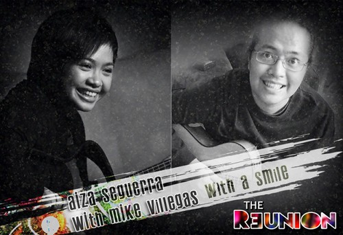 Aiza Seguerra with Mike Villegas_With a Smile