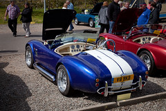 Dax Tojeiro (<p&p>photo) Tags: life blue white classic cars car museum club rural scotland classiccar cobra glasgow may scottish 1999 replica national kit ac museums classiccars whitestripe 57 dax kitcar 2012 whitestripes eastkilbride accobra classiccarshow 57litre tojeiro accobrareplica nationalmuseumsscotland 5700cc scottishkitcarclub nationalmuseumofrurallife may2012 daxtojeiro kitcarclub