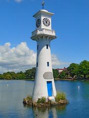 Roath Park Clock Tower (Richard.Tanner) Tags: park lighthouse cardiff clocktower roath