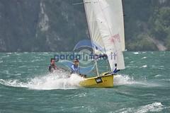 DSC_6953 (Davide Turrini) Tags: del championship garda european riva laser vela della 4000 fraglia