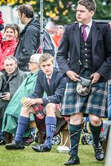Kilting in Aboyne (FotoFling Scotland) Tags: aberdeenshire aboyne aboynehighlandgames event gathering highlandgames piper royaldeeside scotland truescotsman beseated games iconic kilt scottish sporran tartan upkilt