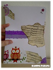 card owls inside (Kamina Parana) Tags: scrapbooking napkin mother karte card owl selfmade mutter scrap papier handcraft selbstgemacht serviette eule muttertag handarbeit mothersday napkintechniqueserviettentechnik