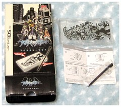 The World Ends With You Accessory (moomoomilk*) Tags: nintendo nintendods squareenix theworldendswithyou