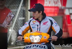 Marc Marquez - Repsol Honda Team - Moto GP (JDutheil-Photography) Tags: france macro bike monster club race honda de photography la photo team nikon automobile energy track grand racing prix mans sp le marc di moto if motorcycle motogp af grip tamron bugatti circuit loire pays 72 f28 lemans ld gp repsol aco 70200mm photographe dorna marquez sarthe josselin dutheil louest phottix d7000 jojothepotato bgd7000 jdutheil phtoographie