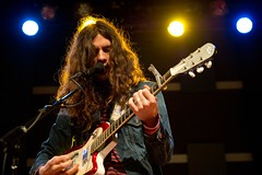 A Day In The Life: Kurt Vile  Paste Magazine  Photos by Doug Seymour (Doug Seymour) Tags: life philadelphia broadcast by radio magazine mural pretty day photos kurt live paste doug steve may free pa 24 noon powers seymour npr daze vile on the wxpn in wakin 2013 a