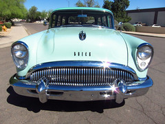 1954 Buick Special Estate Wagon (Hipo 50's Maniac) Tags: door station wagon buick estate 4 1954 special 4door