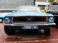 1968 Ford Mustang Fastback (Transaxle (alias Toprope)) Tags: auto show berlin classic cars beauty car vintage nikon power antique voiture historic retro event coche soul carros classics carro oldtimer bella autos veteran macchina carshow coches veterans clasico voitures toprope antigo antigos clasicos