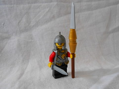 Palace Guard (Erathor Pridenar) Tags: castle lady soldier lego dwarf guard knight warrior minifigure