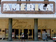Teatro America (Lou Morgan) Tags: art america teatro la theatre havana cuba latin habana deco