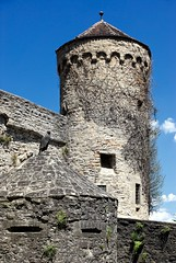 The tower (Navas) Tags: tower castle germany neckar burgguttenberg