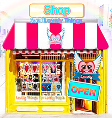Open Shop (Soul Lovely Things) Tags: cute art shop photoshop design open crafts creative craft crafty lovely     kawtharalhassan soullovelythings