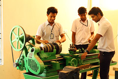 "Albertian Institute of Science and Technology (AISAT Technical Campus) - Engineering College - workshop • <a style=""font-size:0.8em;"" href=""http://www.flickr.com/photos/98005749@N06/9179425065/"" target=""_blank"">View on Flickr</a>"