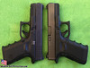 "Pair of Glock 19s • <a style=""font-size:0.8em;"" href=""http://www.flickr.com/photos/37858602@N07/9192183913/"" target=""_blank"">View on Flickr</a>"