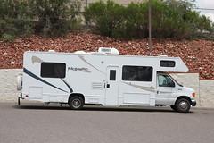 Majestic (twm1340) Tags: new arizona ford chevrolet car az chevy cottonwood rv majestic camper motorhome dealer larrygreen verdevalley classc e450