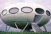 NYC & Delaware | July 2013 (nan palmero) Tags: day cloudy alien samsung spaceship delaware lewes futuro futurohouse samsungcamera mattisuuronen futurohome samsungnx300 imagelogger