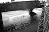 Take shelter (tootdood) Tags: street bridge blackandwhite rain manchester canal redhill take shelter rochdale canon600d