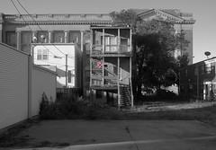 (GXM.) Tags: urban chicago fire dangerous rear x jackson vacant residential cfd gxm leavitt nearwestside firstresponders cranetech