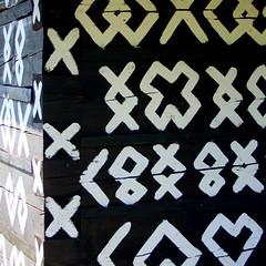 X X X (janneman2007) Tags: colour lines pattern colours patterns canon350d lijnen patronen kleur kleuren patroon janneman2007