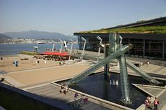 Vancouver Convention Center - LMN (16) (evan.chakroff) Tags: canada vancouver britishcolumbia da conventioncenter 2009 mcm lmnarchitects lmn vancouverconventioncenter evanchakroff vcec vancouverconventionexhibitioncenter chakroff