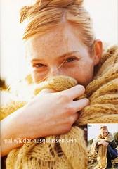 Rebecca24_07 (Homair) Tags: scarf sweater rebecca mohair