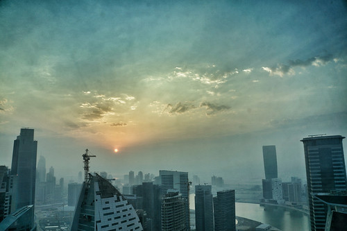 Sunrise Dubai by BPPrice, on Flickr