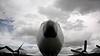 Douglas DC-7 #2 (Frank Zsafranski) Tags: sky plane airplane photography aircraft douglas dc7 lumia