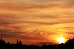 IMG_4941 (Sam Fischer Photo) Tags: sunset sun clouds europe republic czech prague cloudy czechrepublic partly