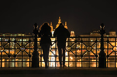 MIDNIGHT VIEW (Rober1000x) Tags: skyline architecture night europa europe hungary budapest deck ofen hungria cityview 2014