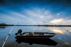 Calmness (Avisek Choudhury) Tags: longexposure sunset raleigh gitzo leefilters nikond800 hitechfilters avisekchoudhury acratechballhead nikon1635mm httpwwwaviseknet avisekchoudhuryphotography crabtreelakenc