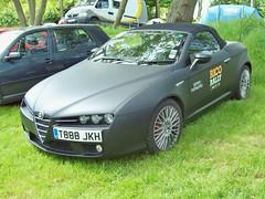 7 Alfa Romeo Spider JTS SV 24v Q4 (2006) (2) (robertknight16) Tags: italy sports spider alfaromeo 2000s prescot worldcars lavieenbleu t888jkh