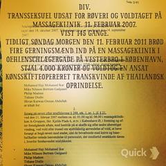 MinMin bog fortæller den sande historie Pichar. Panicharnoorak Vemmer ฉันถูกปล้นทำร้ายและข่มขืนจาก4วัยรุ่นท่ีเดนมาร์คในปี2007Lovgivningen i Danmark Vidensbanken om kønsidentitet Tina Thranesen informerer om transrelaterede forhold.   Du er her: Forside >