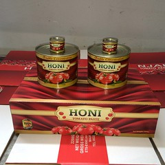 HONI Tomato Paste 2.2 KG Honicomb Group (honicombgroup) Tags: tomato honi  tomatopaste   honicomb honicombgroup