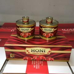 HONI Tomato Paste 2.2 KG Honicomb Group (honicombgroup) Tags: tomato honi ا tomatopaste هاني طماطم honicomb honicombgroup معجمطماطم