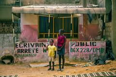 FQ9A6020 (gaujourfrancoise) Tags: africa portraits shops colored senegal coloré afrique boutiques traders nianing tradespeople commercants gaujour naïvepaintingspeinturesnaïves dibiteries