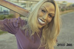 Face (jerimiahjamesphotography) Tags: halloween orlando october downtown florida purge thepurge jerimi jerimiahjames