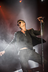 Robin Thicke performs at Blended Festival Dubai