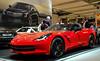 Corvette Stingray Targa (peterolthof) Tags: autorai2015 corvette stingray peterolthof