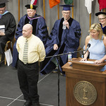 "<b>Commencement_2015_14</b><br/> Charlie Leonard '00, received the Young Alumni Award. Commencement 2015, photo by Aaron Lurth<a href=""http://farm6.static.flickr.com/5336/18021196216_a4ba1204a1_o.jpg"" title=""High res"">∝</a>"